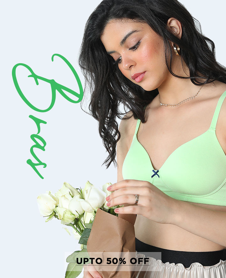 Lingerie Fest - Rect - Bras up to 50% off