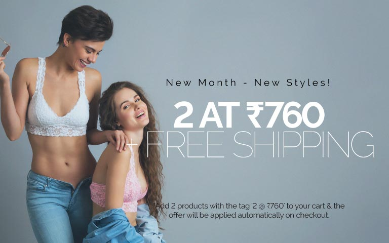 15d05b477961c Buy Lingerie Online in India - Bras