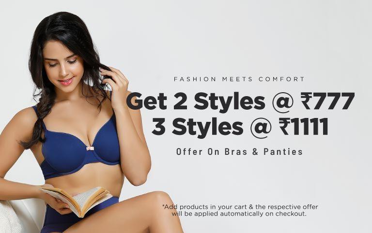 0c65b5d42a1 Buy Lingerie Online in India - Bras, Panties, Nightwears, Women's ...