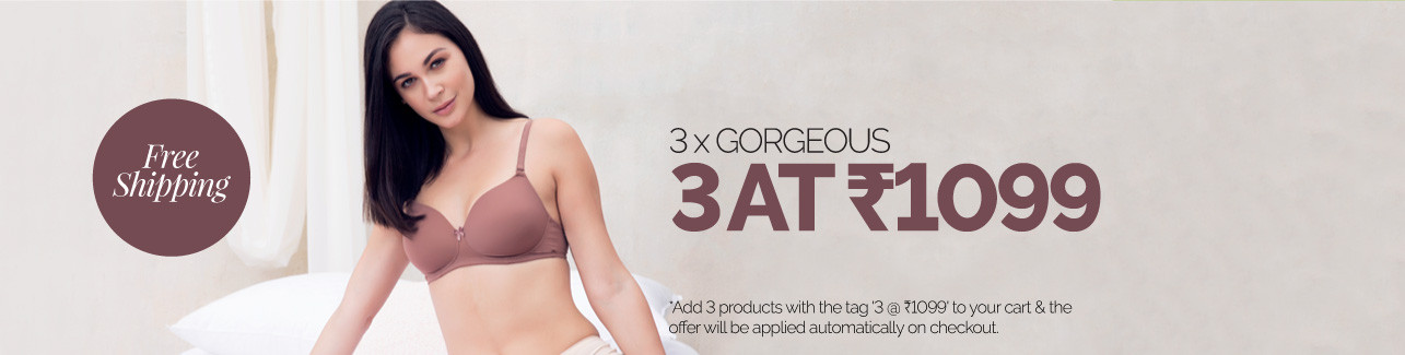 Zivame Offer Buy Lingerie at Rs.400 Upto 70% Off