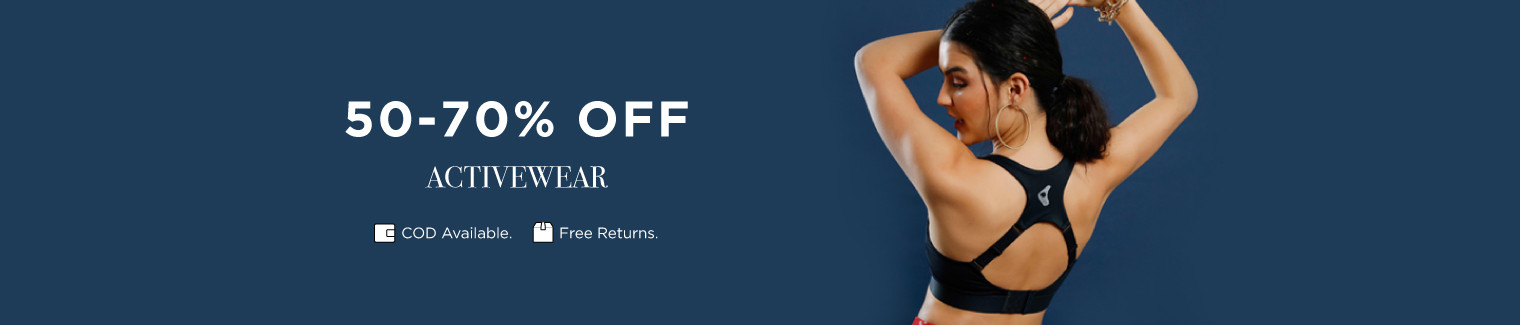Activewear 40 - 60% off