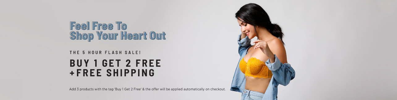 Buy 1 Get 1 Free Bras collection Zivame Offer Half Price Store collection Flat 50% off on All Range