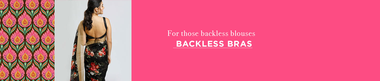 backless bras