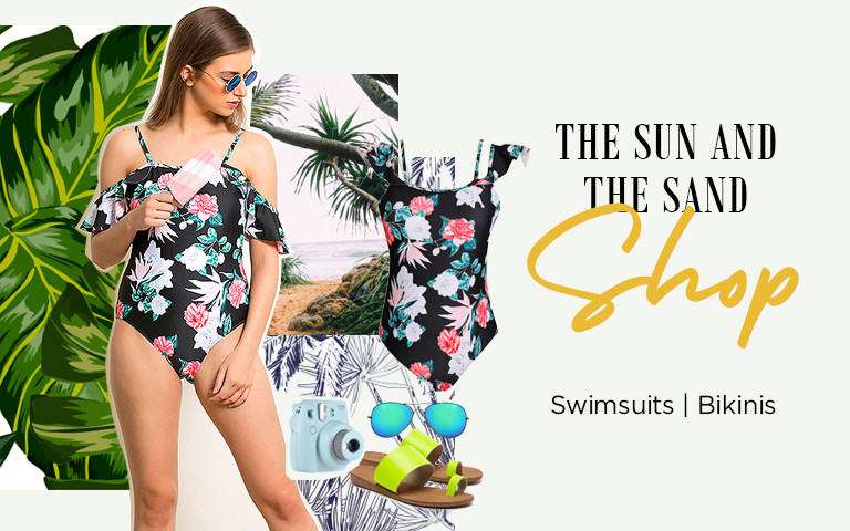 38deb1d37d6 Swimming Costume - Buy Swimwear for Women Online | Zivame