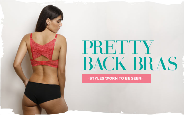 f01ad4c512 Pretty Back Bras - Buy Sexy Bras Online in India