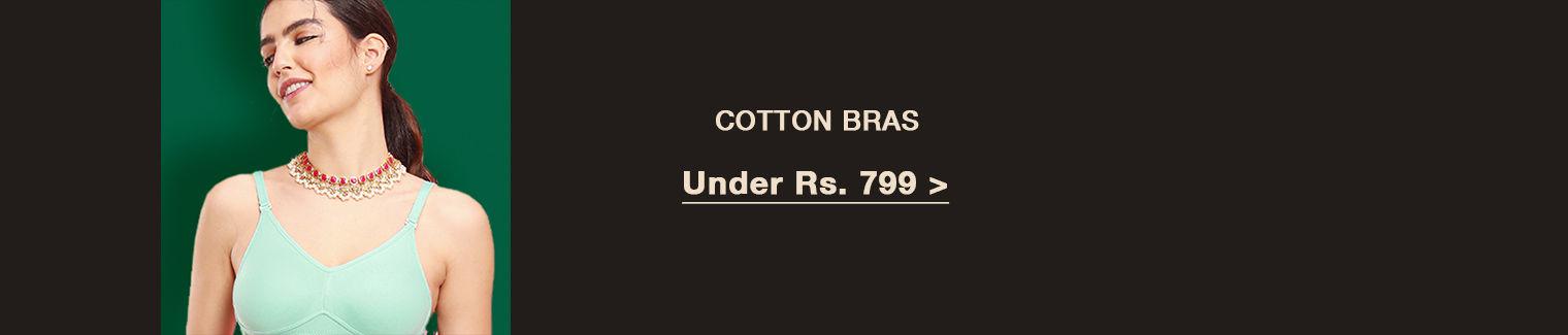 cotton bras