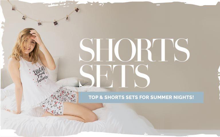 35e2ab2957 Night Shorts - Shop Night Short For Ladies Online