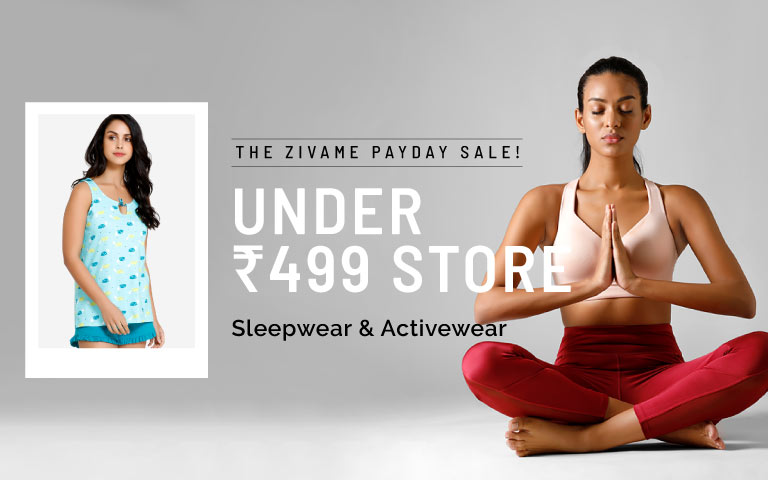 f2bcf1b903130 All Categories; Nightwear; Activewear. sleepwear | Activewear - under 499.  banner