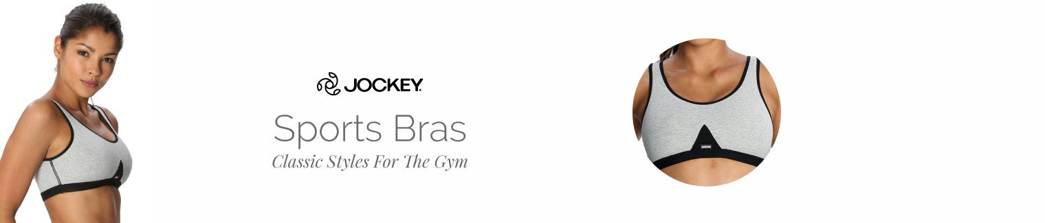 activewear jockey sports bras