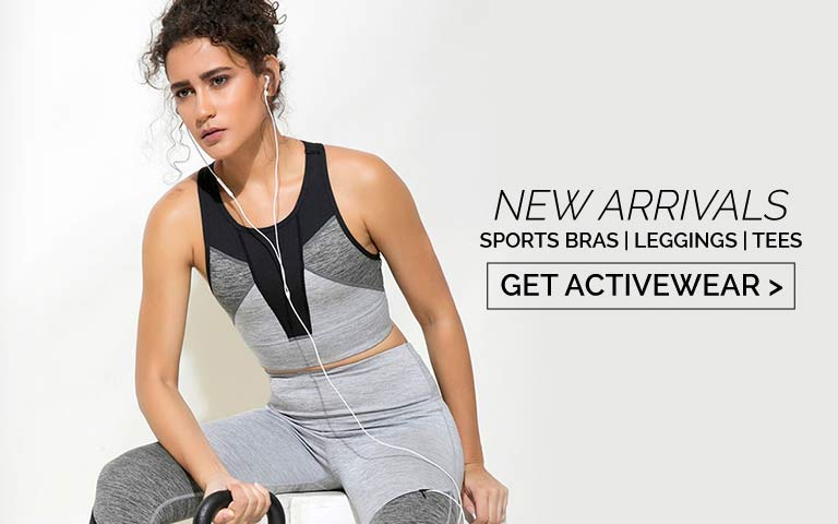 be16c9b2e424c Activewear - Buy Women's Activewear & Sportswear Online | Zivame