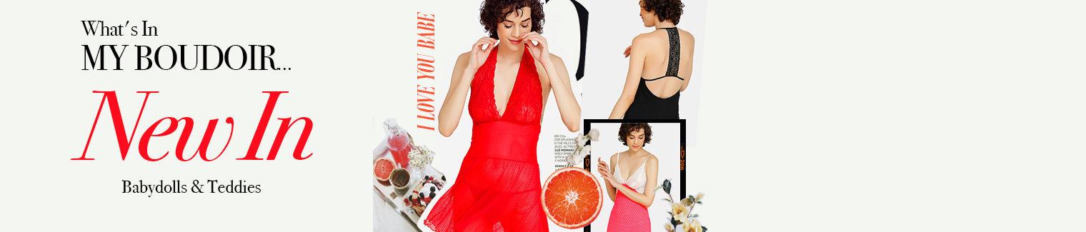Night Dress for Honeymoon & Sexy Nightwear Online   Zivame