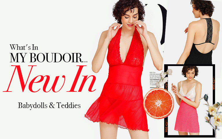 Night Dress for Honeymoon & Sexy Nightwear Online | Zivame