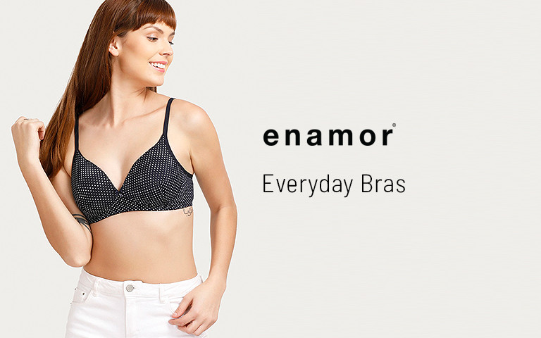 cefaecd8bce Enamor - Buy Enamor Women s Bra Online in India