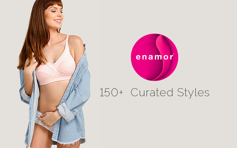 60c12f66708a5 Enamor - Buy Enamor Women s Bra Online in India