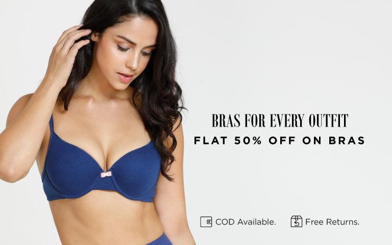 a0e60cbff Buy Lingerie Online in India - Bras