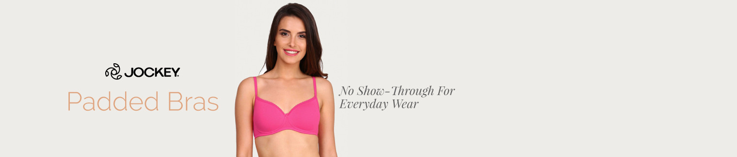 9428c057fef Jockey Padded Bra Online for Women @ Best Price | Zivame