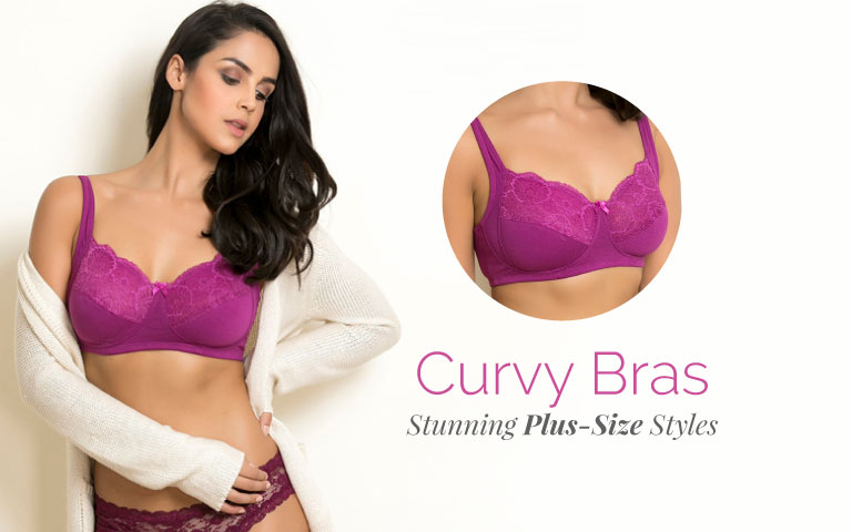 f9655ae6d Plus Size Bras - Buy Plus Size Bra online in India