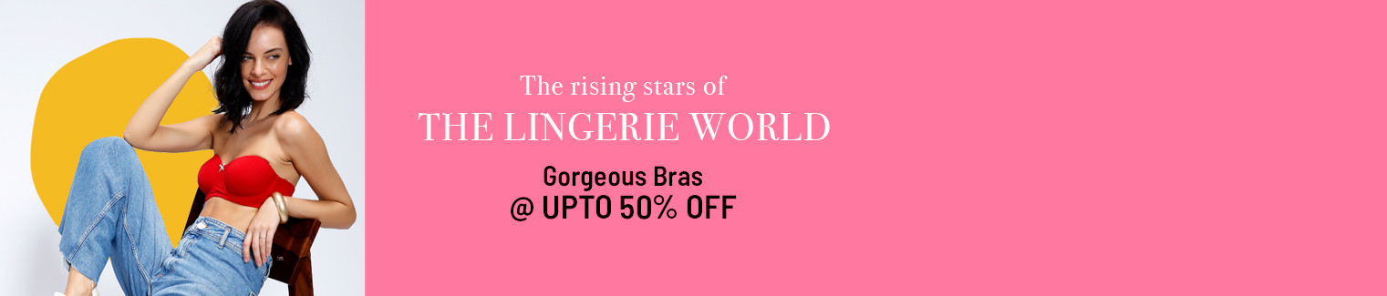 bras upto 60 off