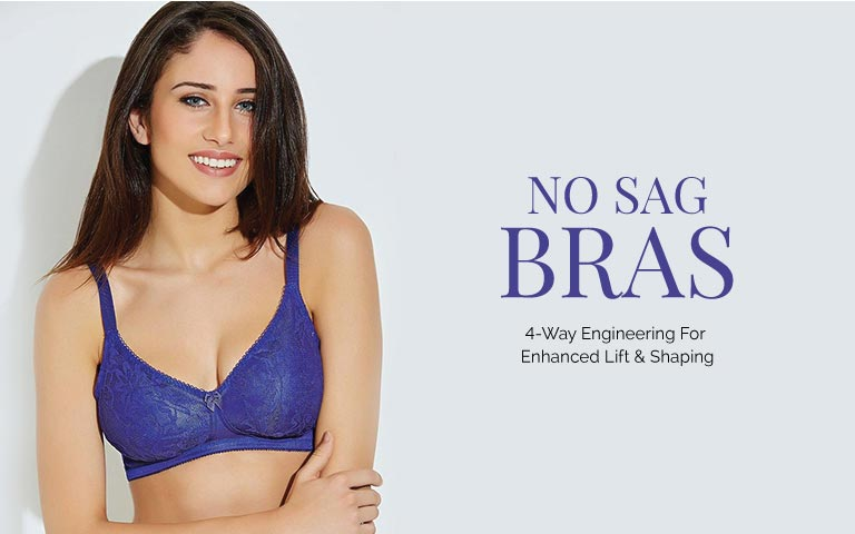 b521322c2bc25 Best Bra For Sagging Breasts - Buy No Sag Bras Online in India on ...