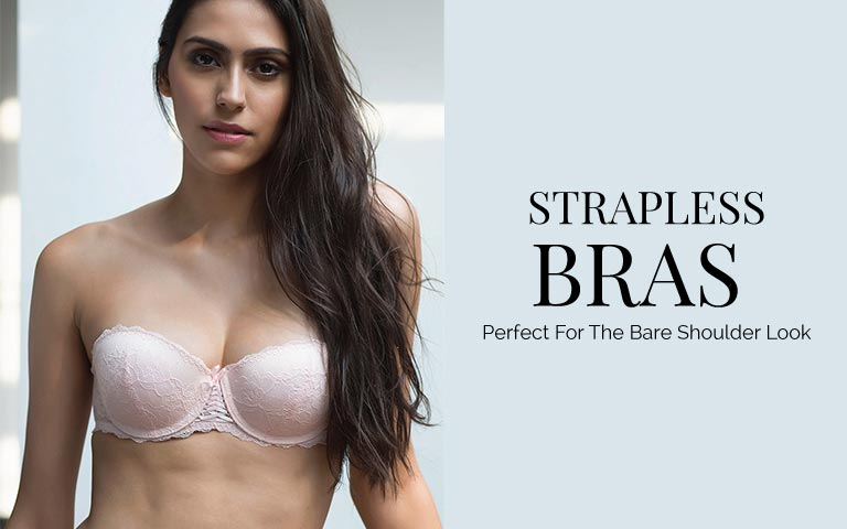 Strapless Bra - Pick the Best Strapless Bra Online | Zivame.com