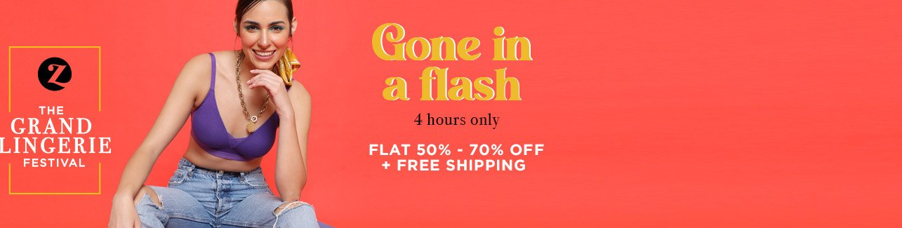 Flash Sale – 50% to 70% off + Free Shipping
