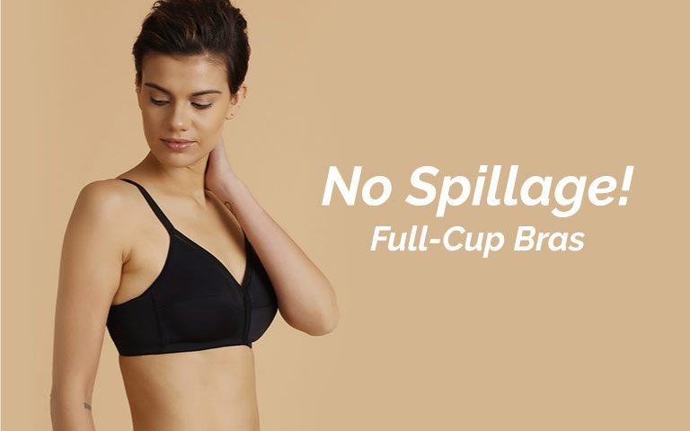 73f80bb161 Full Cup Bra - Buy Full Size Bra Online in India