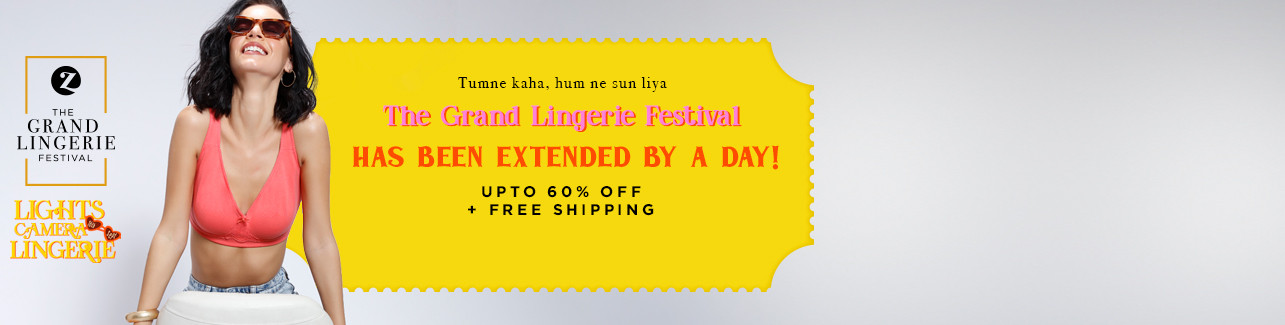 Grand Lingerie Fest - Upto 70% Off