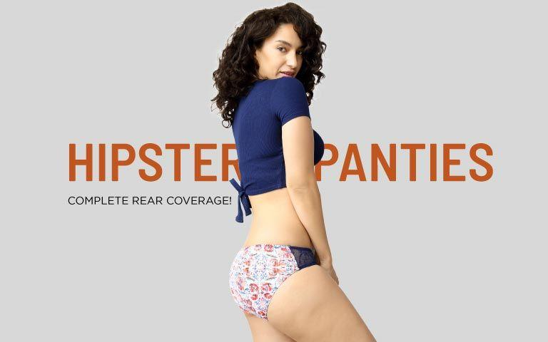 afc51053047 Hipster Panties - Buy Super Comfy Women s Hipster Panties