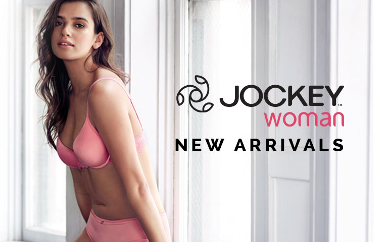 5ee302d8ff Jockey Lingerie Collection - Buy Jockey Bra   Panties Online in India