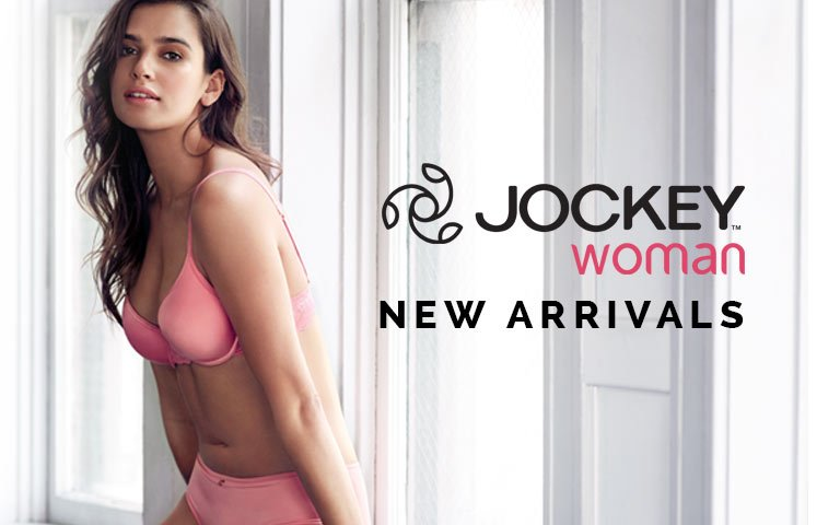 cb484d00cc Jockey Lingerie Collection - Buy Jockey Bra   Panties Online in India