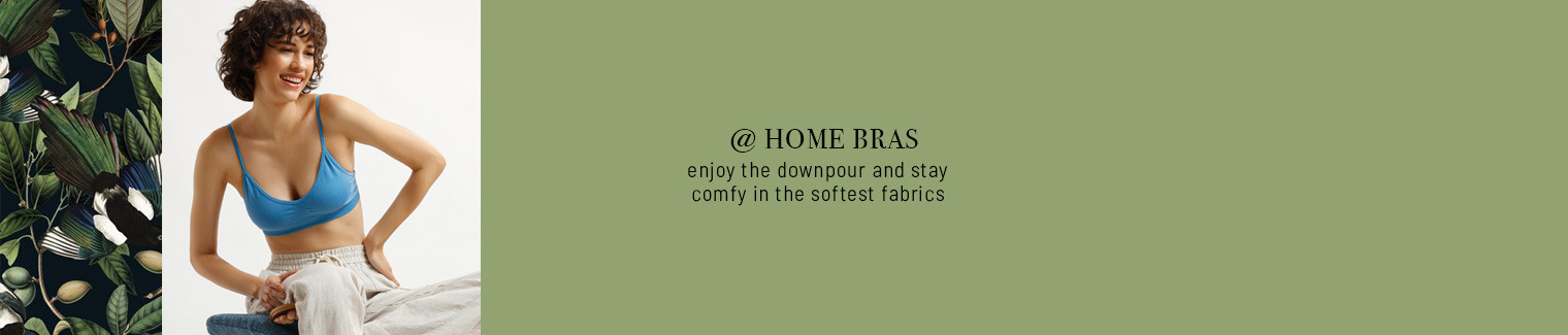 at home bras
