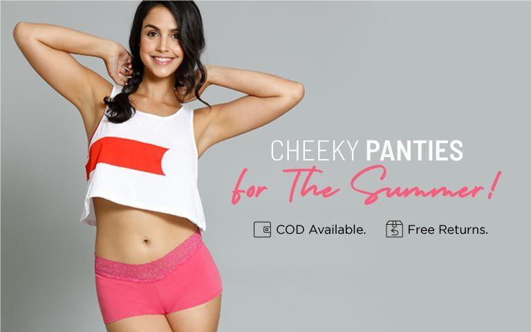 5b3dcd8b996 Panties - Buy Ladies Underwear   Panties For Women Online