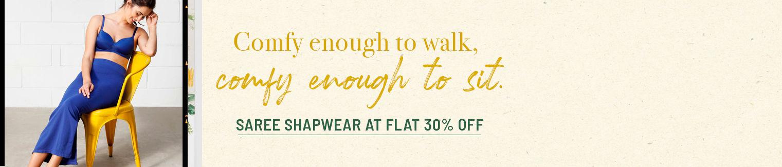 Saree Shapewear Collection