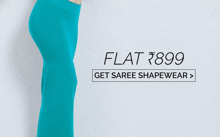 8cba38f6e1 Saree Shapewear - Buy Saree Shapewear Online in India