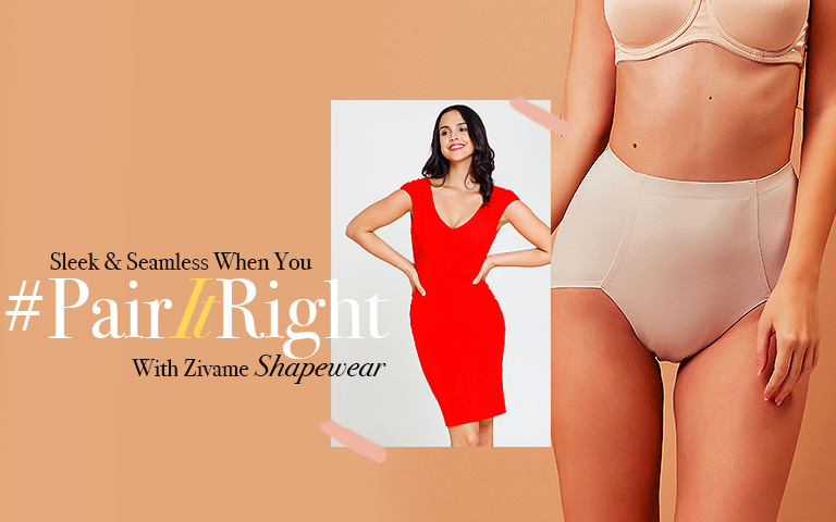 Body Shaper - Buy the Best Shapewear Online in India | Zivame