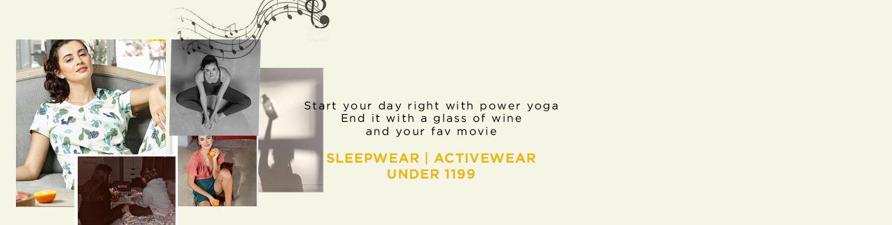 sleep Active - under 1199