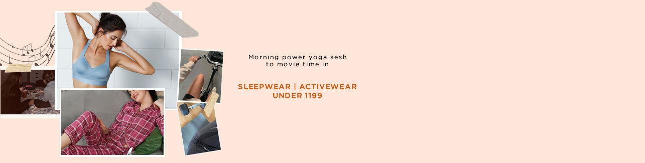 sleep|Active - under 1199