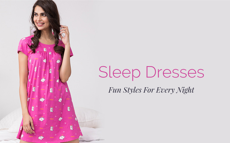 294facbe9d Nighty - Buy Night Dress & Night Dresses For Women Online | Zivame