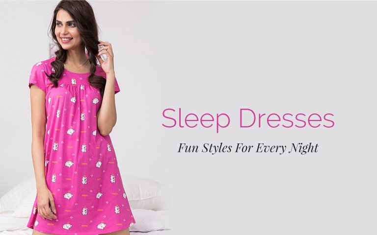 727f3332f Nighty - Buy Night Dress   Night Dresses For Women Online