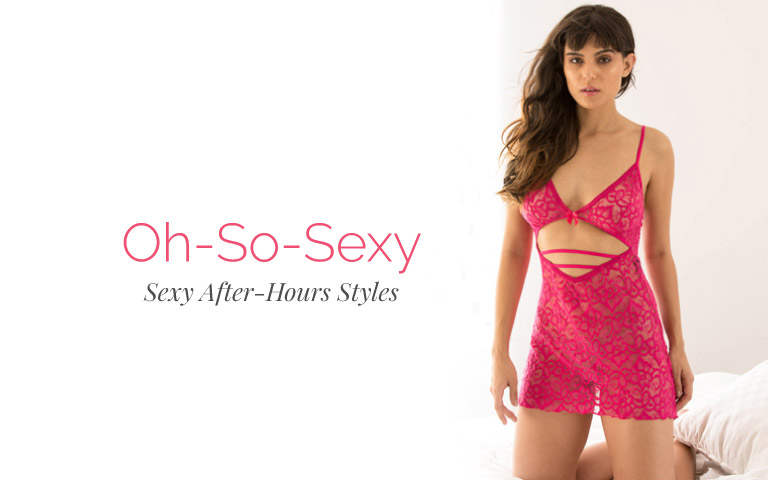 d1dcb8d57 sleepwear oh so sexy. banner