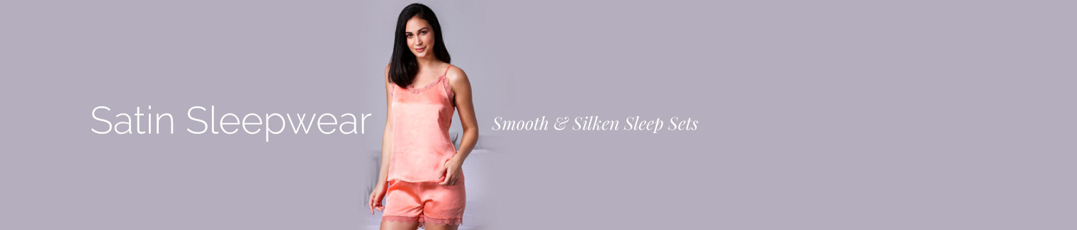 Satin Nightwear Collection
