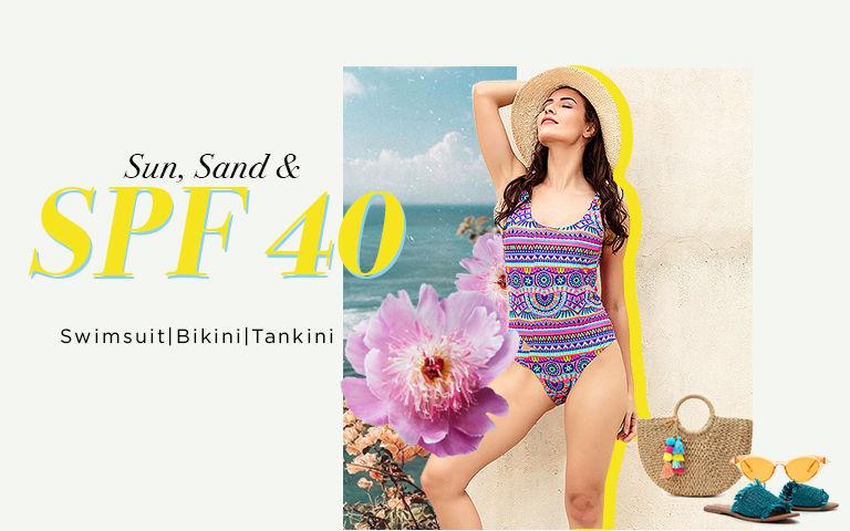 77be9cbac Swimming Costume - Buy Swimwear for Women Online | Zivame