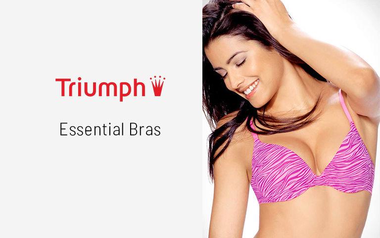 fa361e15e45c7 All Categories; Bras; Shapewear; Activewear. triumph. banner
