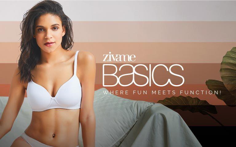 98bd24439d Zivame Bra - Buy Zivame Bras Online in India