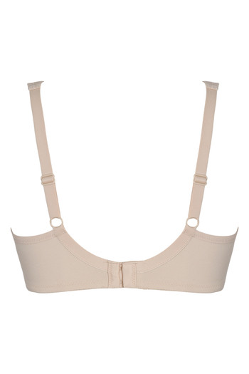 760c548d5f235 Buy Triumph Solid Hued Non Padded Underwired Minimiser Bra-Skin at ...