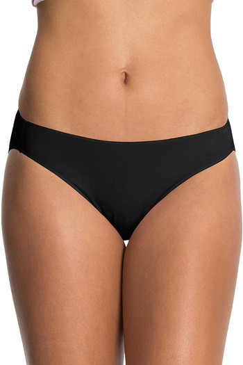Jockey No Panty Line Bikini Brief-Black