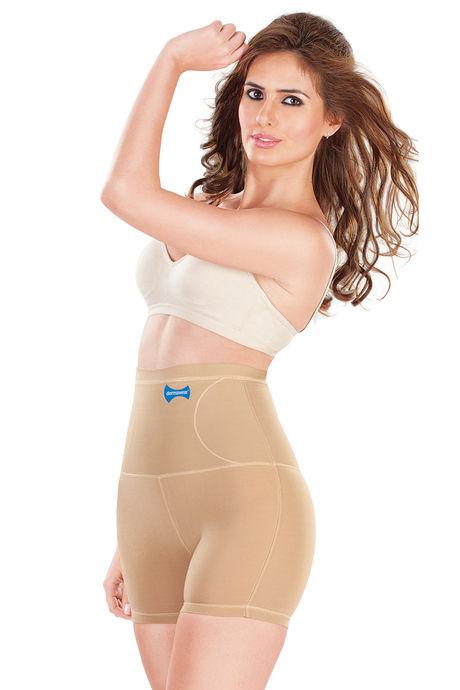 dd6eca428506d Buy Dermawear Mini Shaper Aktiv High Waist Thigh Shaper- Skin at Rs ...