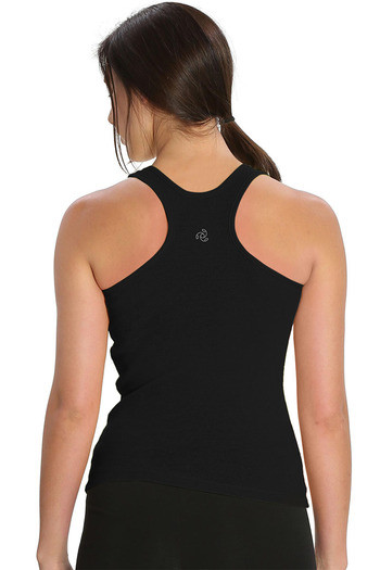 cfcaaf583dc10 Buy Jockey Pure Cotton Racerback Tank Top-Black at Rs.199 online ...