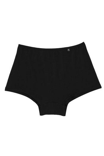 model image of Jockey Low Rise Boyshort Panty- Black
