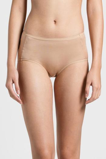 model image of Jockey Full Brief - Beige Skin